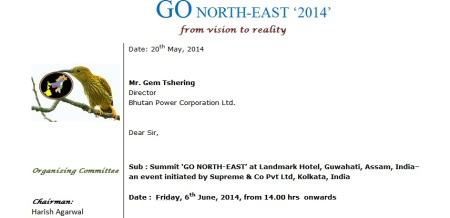 Go north east 1