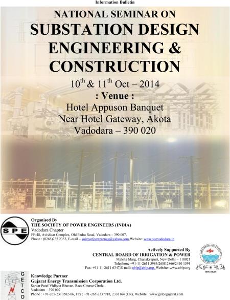Seminar-on-Engineering-Design-of-SubStation
