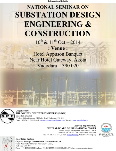 Seminar-on-Engineering-Design-of-SubStation